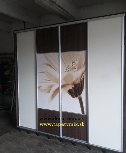 Fototapety na vestavěné skříne, nábytek, dveře - REALIZACE - Obrázek č. 79