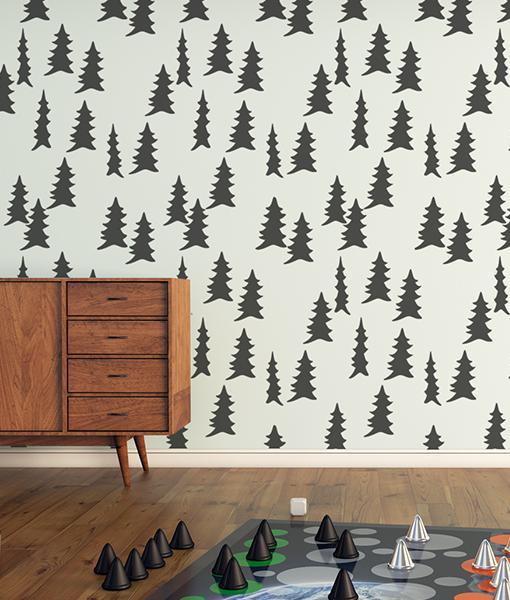 Šablóny na malování stěn i nábytku - Obrázek č. 19
