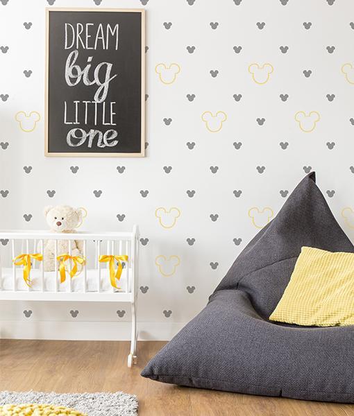 Šablóny na malování stěn i nábytku - Obrázek č. 30