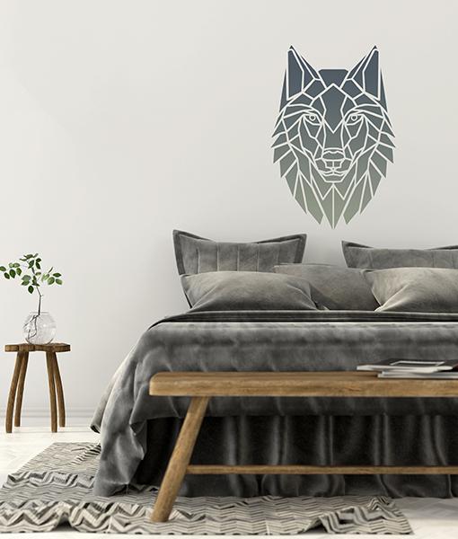 Šablóny na malování stěn i nábytku - Obrázek č. 38