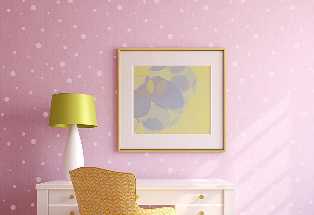 Šablóny na malování stěn i nábytku - Obrázek č. 54