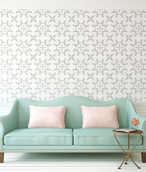 Šablóny na malování stěn i nábytku - Obrázek č. 62