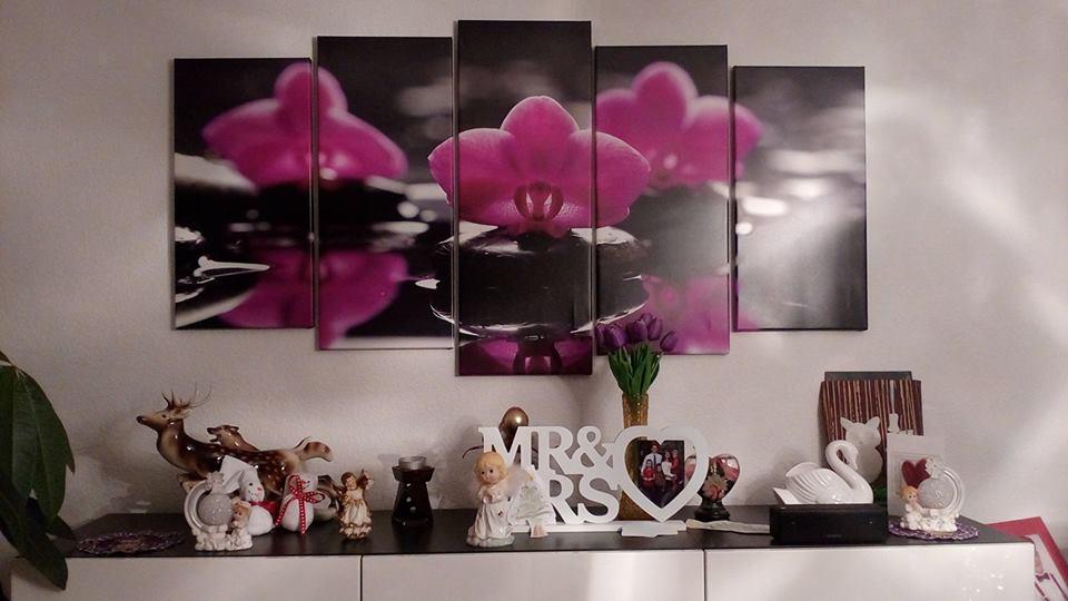 Obrazy na stěnu - v interieru našich zákazníků - Obrázek č. 94