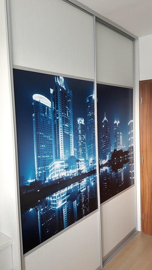 Fototapety na vestavěné skříne, nábytek, dveře - REALIZACE - Obrázek č. 80