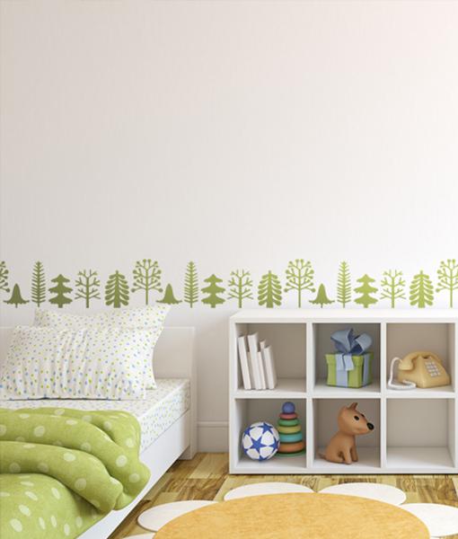 Šablóny na malování stěn i nábytku - Obrázek č. 77
