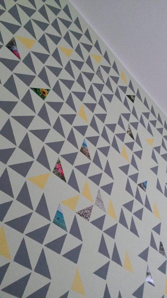 Šablóny na malování stěn i nábytku - Obrázek č. 86