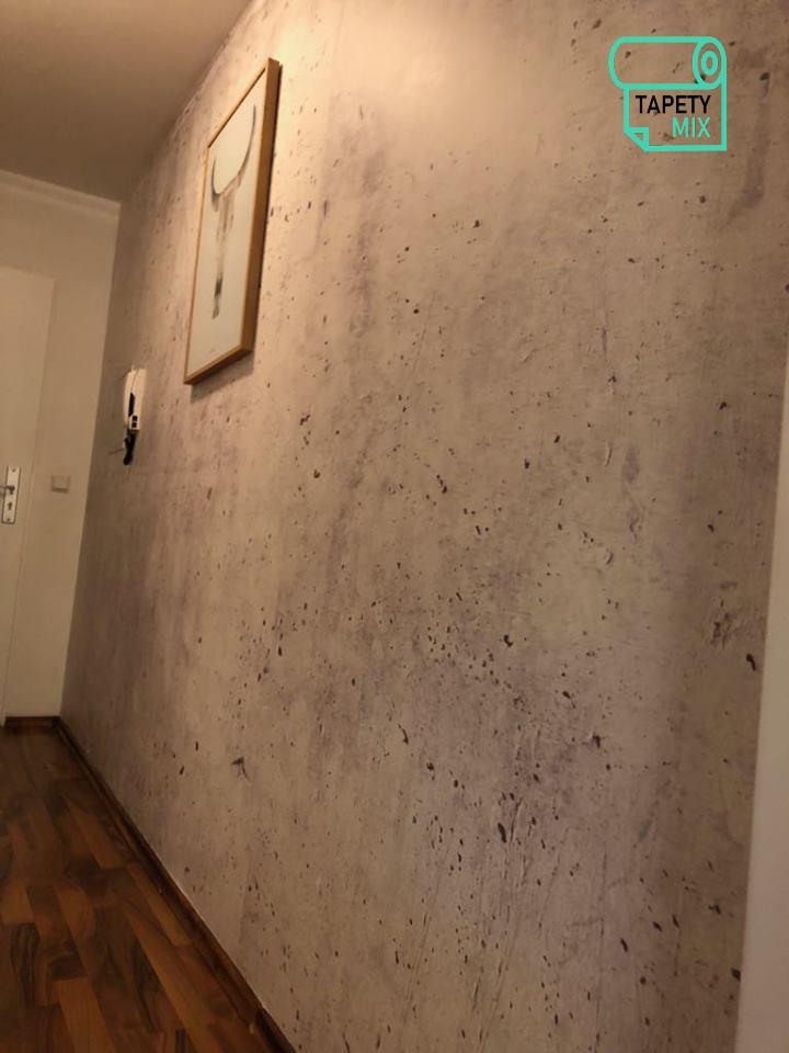 Tapety imitace přírodních materiálu - tapeta imitace beton