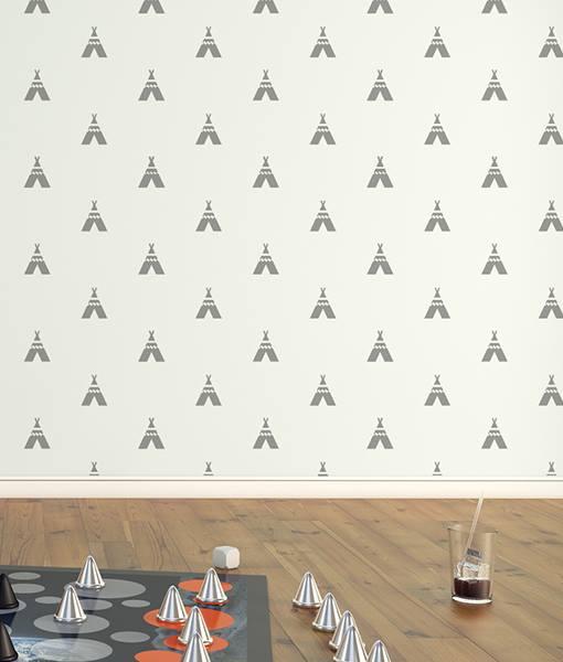 Šablóny na malování stěn i nábytku - Obrázek č. 94