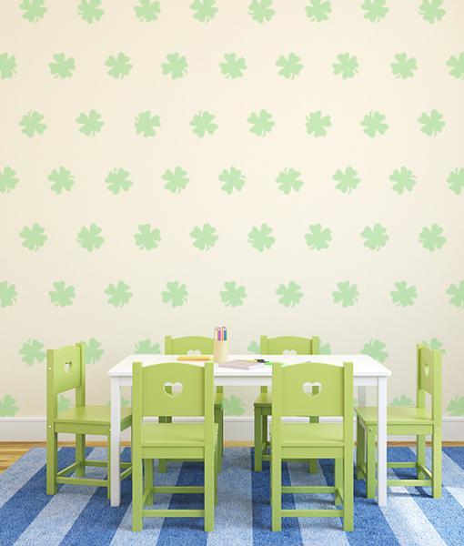 Šablóny na malování stěn i nábytku - Obrázek č. 100