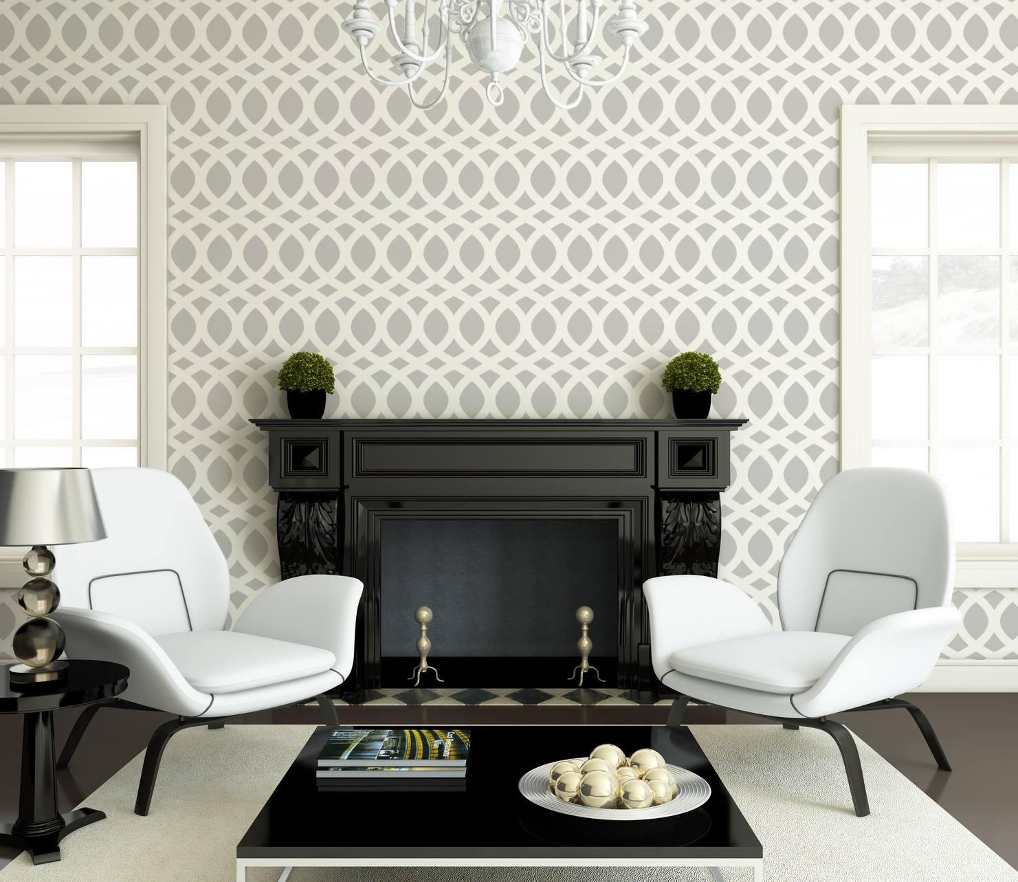 Šablóny na malování stěn i nábytku - Obrázek č. 103