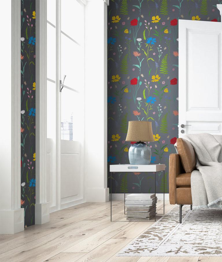 Samolepky na zeď ( 43 barev ) a Šablóny na malování - decotrend.sk/product/sk/sablona-na-malovanie-luka-st217