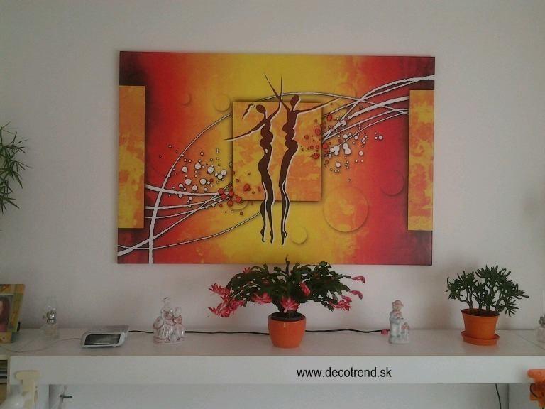 Obrazy na stěnu - v interieru našich zákazníků - Obrázek č. 98