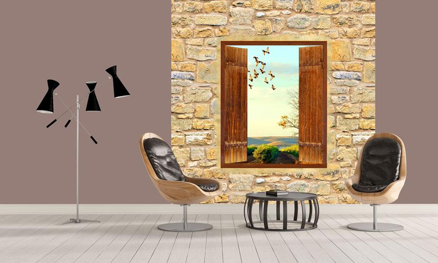 Co na zeď do obývacího pokoje? - https://www.tapetymix.cz/cs/vinylova-tapeta-na-zed-inspirace