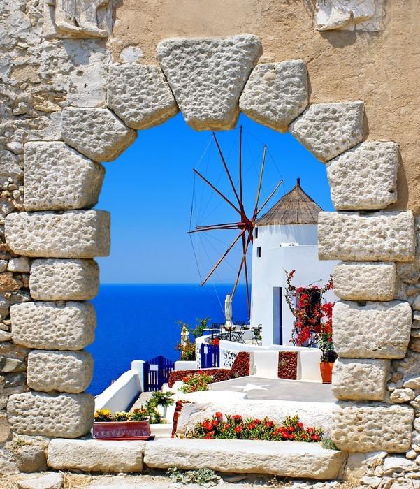 Kouzelné Santorini - fototapety - Obrázek č. 10