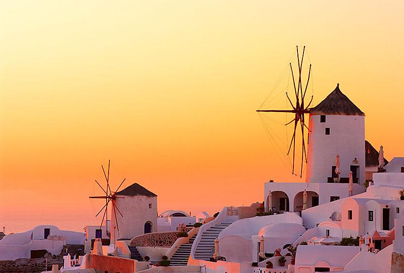 Kouzelné Santorini - fototapety - Obrázek č. 11