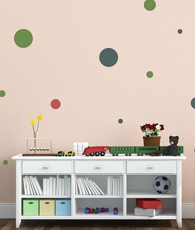 Šablóny na malování stěn i nábytku - Obrázek č. 328