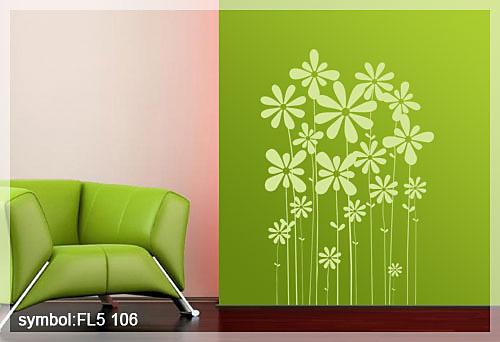 Samolepky na zeď ( 43 barev ) a Šablóny na malování - Obrázek č. 84