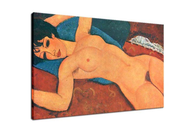 Reprodukce Amedeo Modigliani - Obrázek č. 1