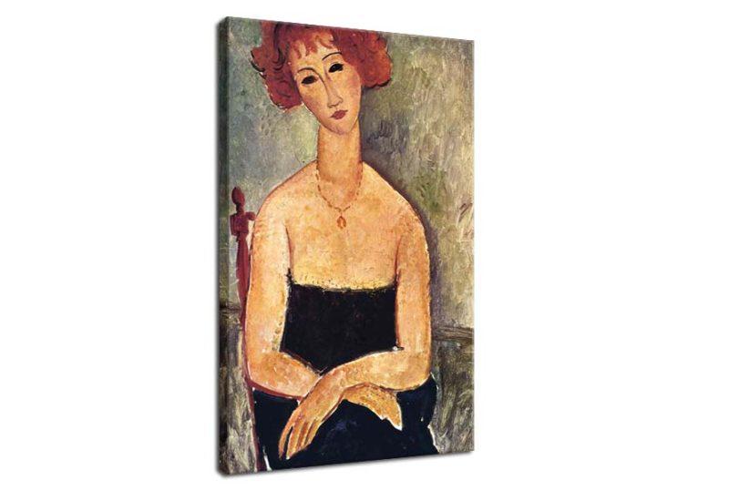 Reprodukce Amedeo Modigliani - Obrázek č. 6