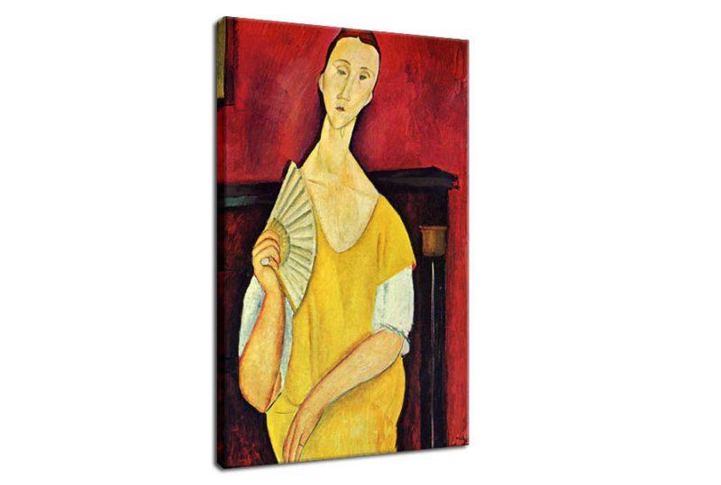 Reprodukce Amedeo Modigliani - Obrázek č. 8