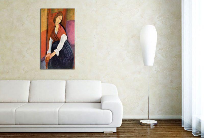 Reprodukce Amedeo Modigliani - Obrázek č. 11