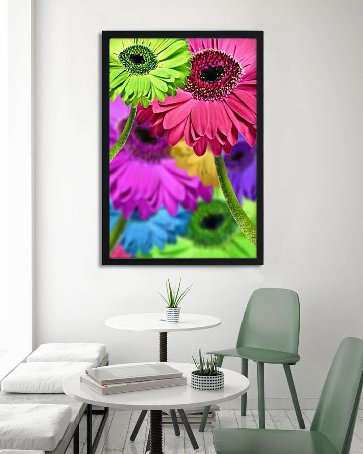 Plakáty s květinami 🌸🌼🌺 - Obrázek č. 1