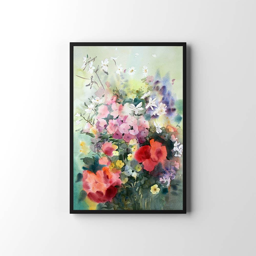 Plakáty s květinami 🌸🌼🌺 - Obrázek č. 2
