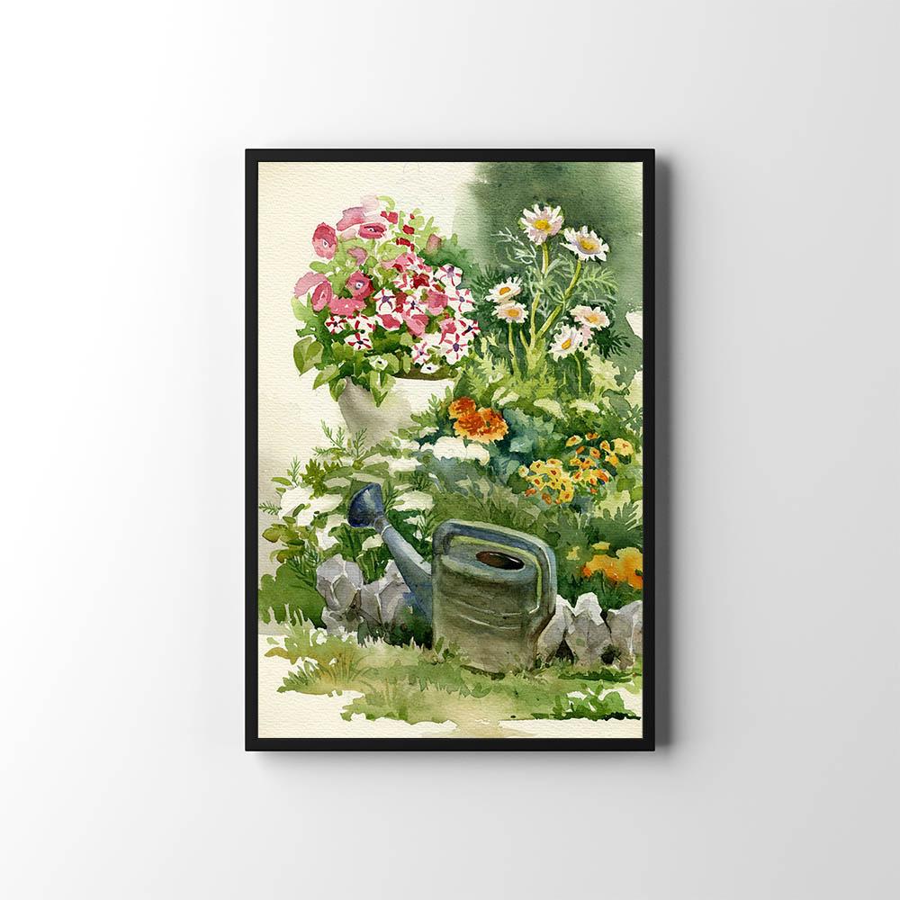 Plakáty s květinami 🌸🌼🌺 - Obrázek č. 8