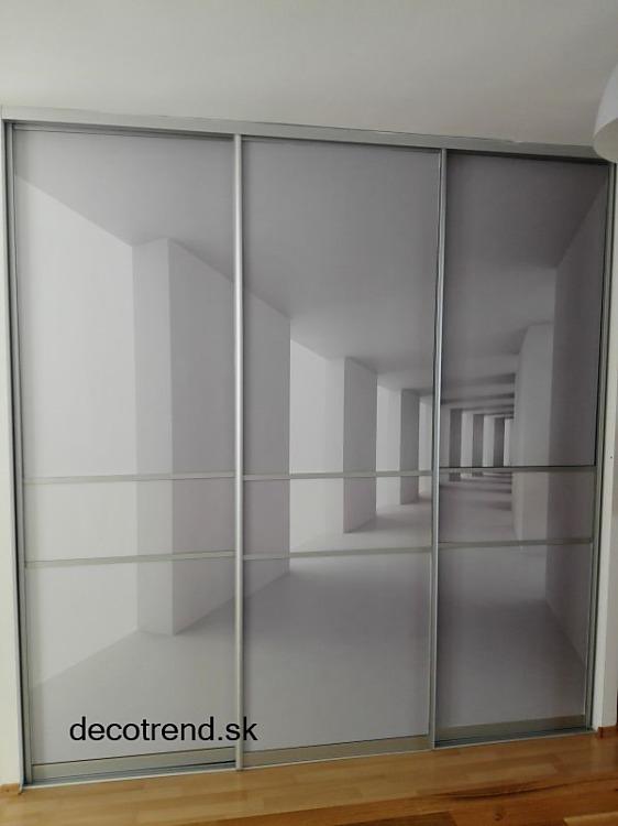 Fototapety na vestavěné skříne, nábytek, dveře - REALIZACE - Obrázek č. 94