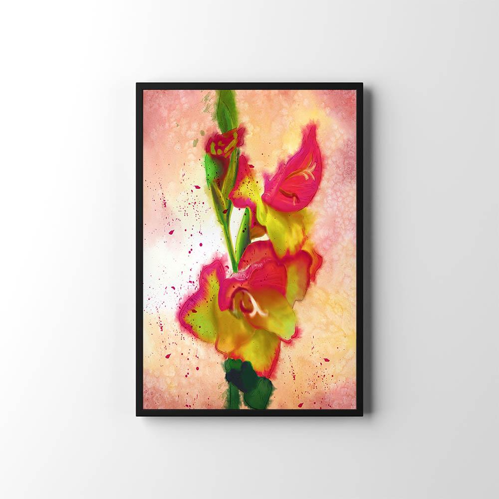 Plakáty s květinami 🌸🌼🌺 - Obrázek č. 19