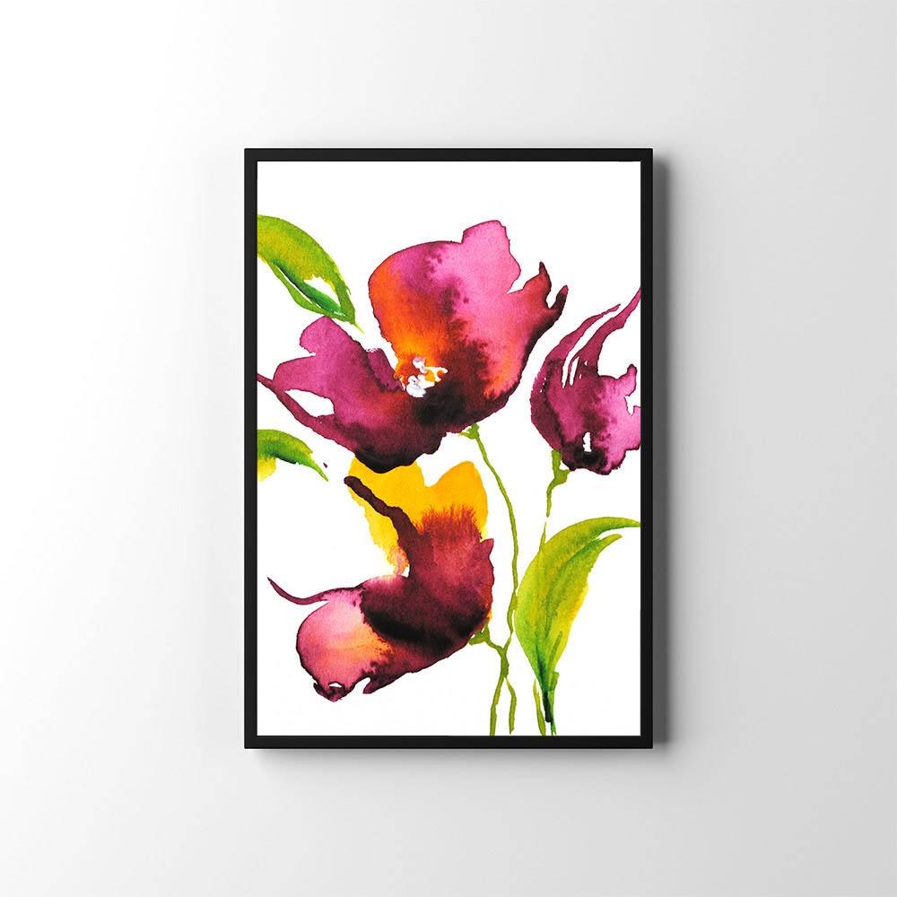 Plakáty s květinami 🌸🌼🌺 - Obrázek č. 23