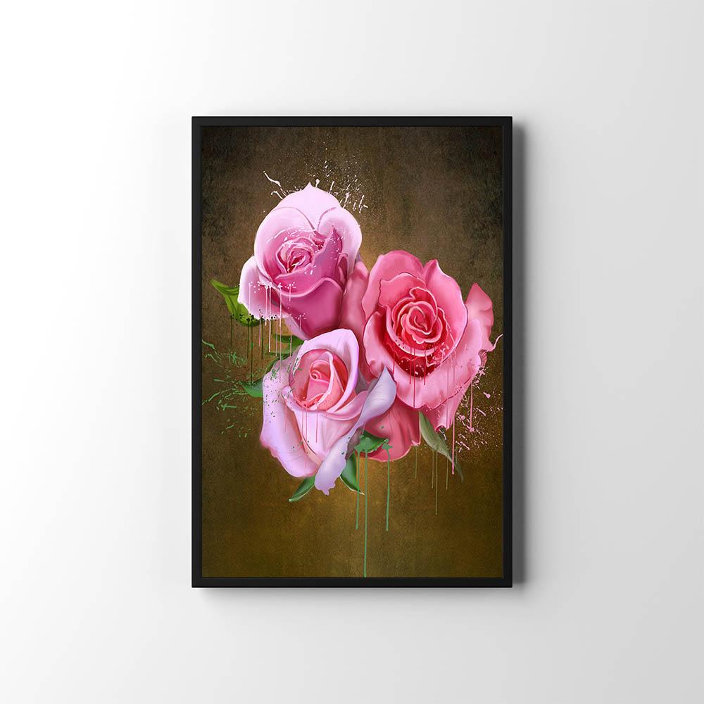 Plakáty s květinami 🌸🌼🌺 - Obrázek č. 26