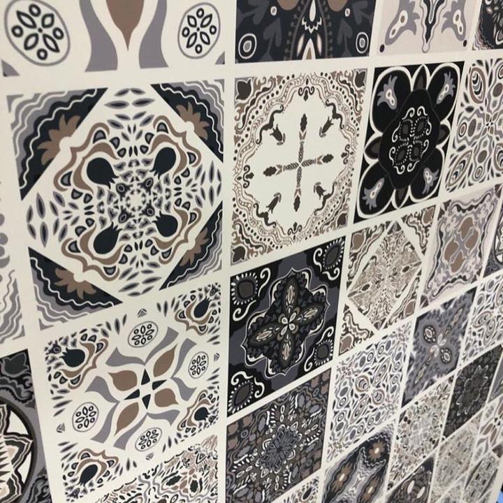 Tapety - vzory obkladaček, orientální vzory - Obrázek č. 71