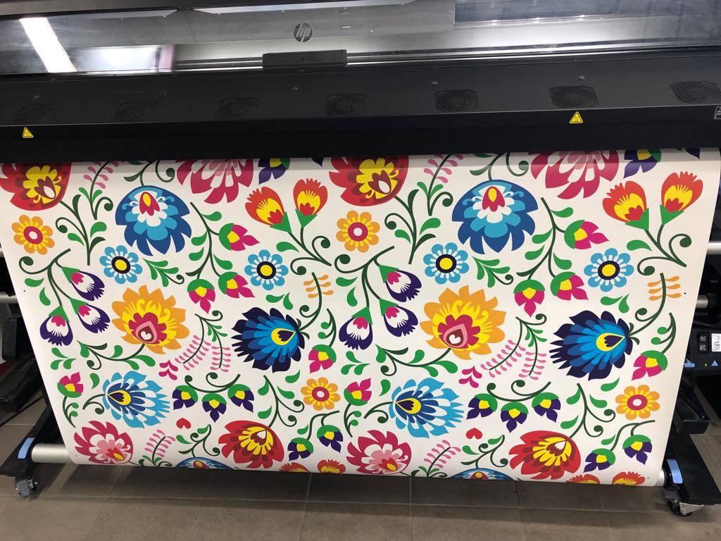 Designové tapety na zeď - real foto z tlačiarne