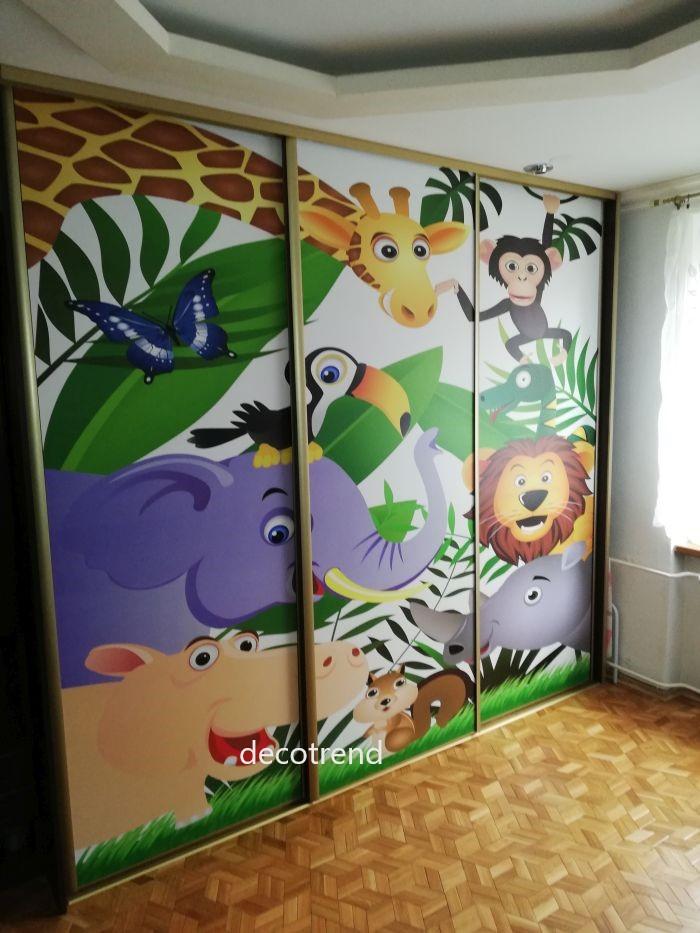 Naše tapety v dětském pokoji ⚽️🐧🦄 - Obrázek č. 36