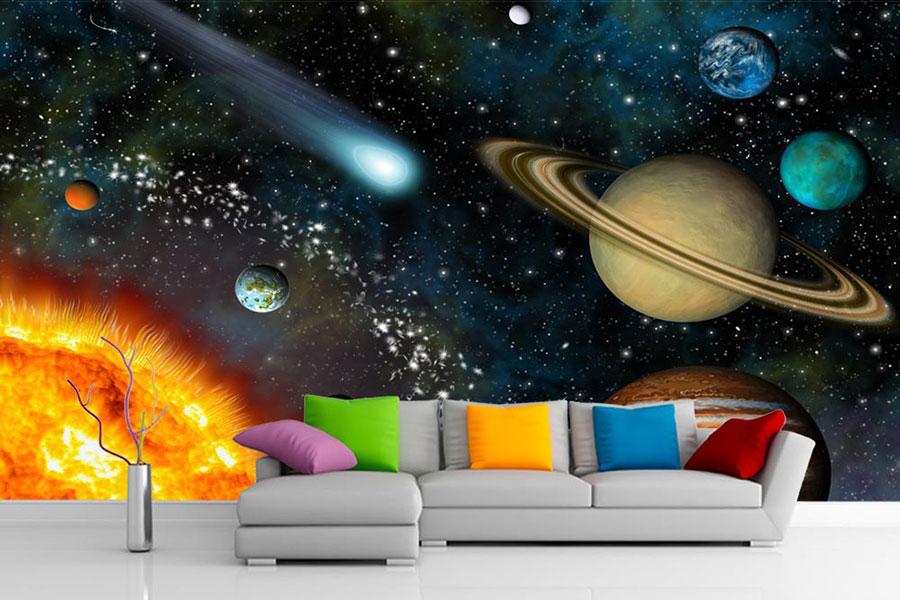 Vesmír na tapetách a obrazoch - Obrázek č. 28
