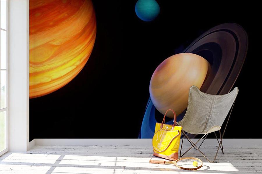 Fototapety Vesmír a planety na míru - Obrázek č. 9