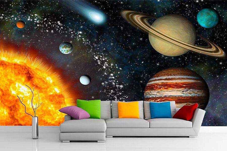 Fototapety Vesmír a planety na míru - Obrázek č. 8