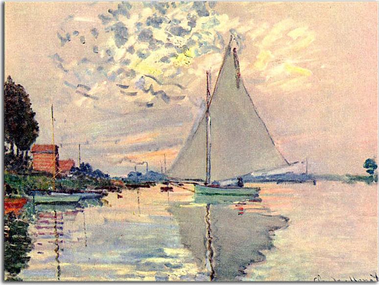 Claude Monet - reprodukce - Obrázek č. 39