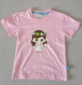 Tričko pre dcérku nevesty alebo malú družičku,