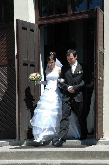 Gabika{{_AND_}}Radko - šťastní novomanželia
