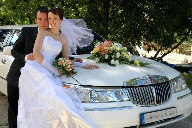 Gabika{{_AND_}}Radko - naša limuzínka :-D