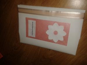 mnou dělaná svatební kniha hostů