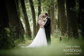 Romantické fotky musí být...autentické místo svatby, moc se na to těším!