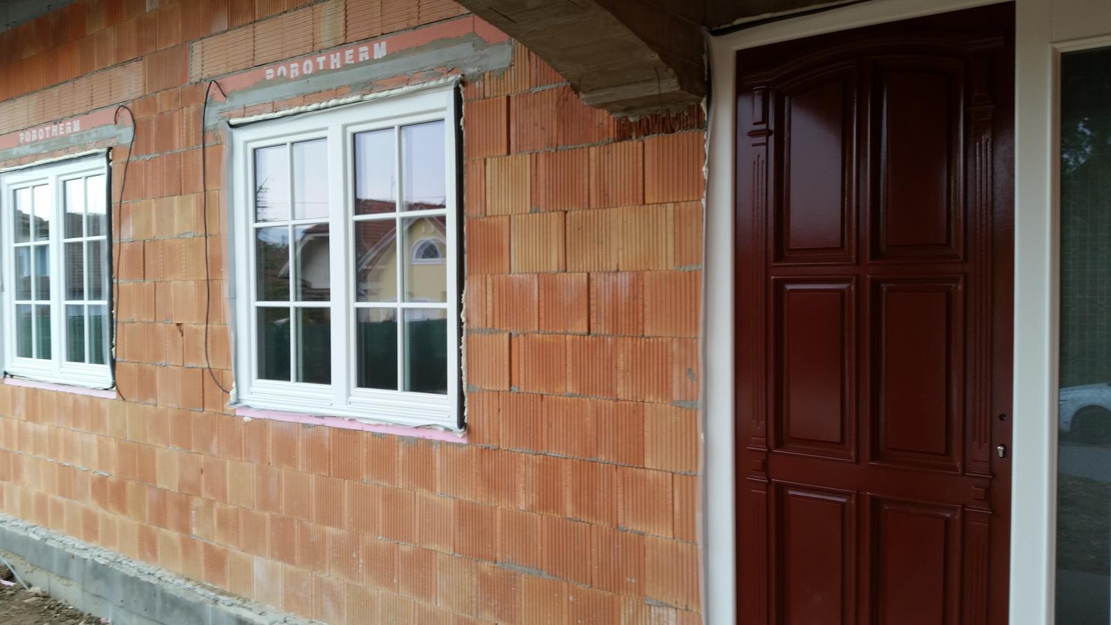 Provensal drevené okná a dvere (materiál Meranti) - Obrázok č. 1