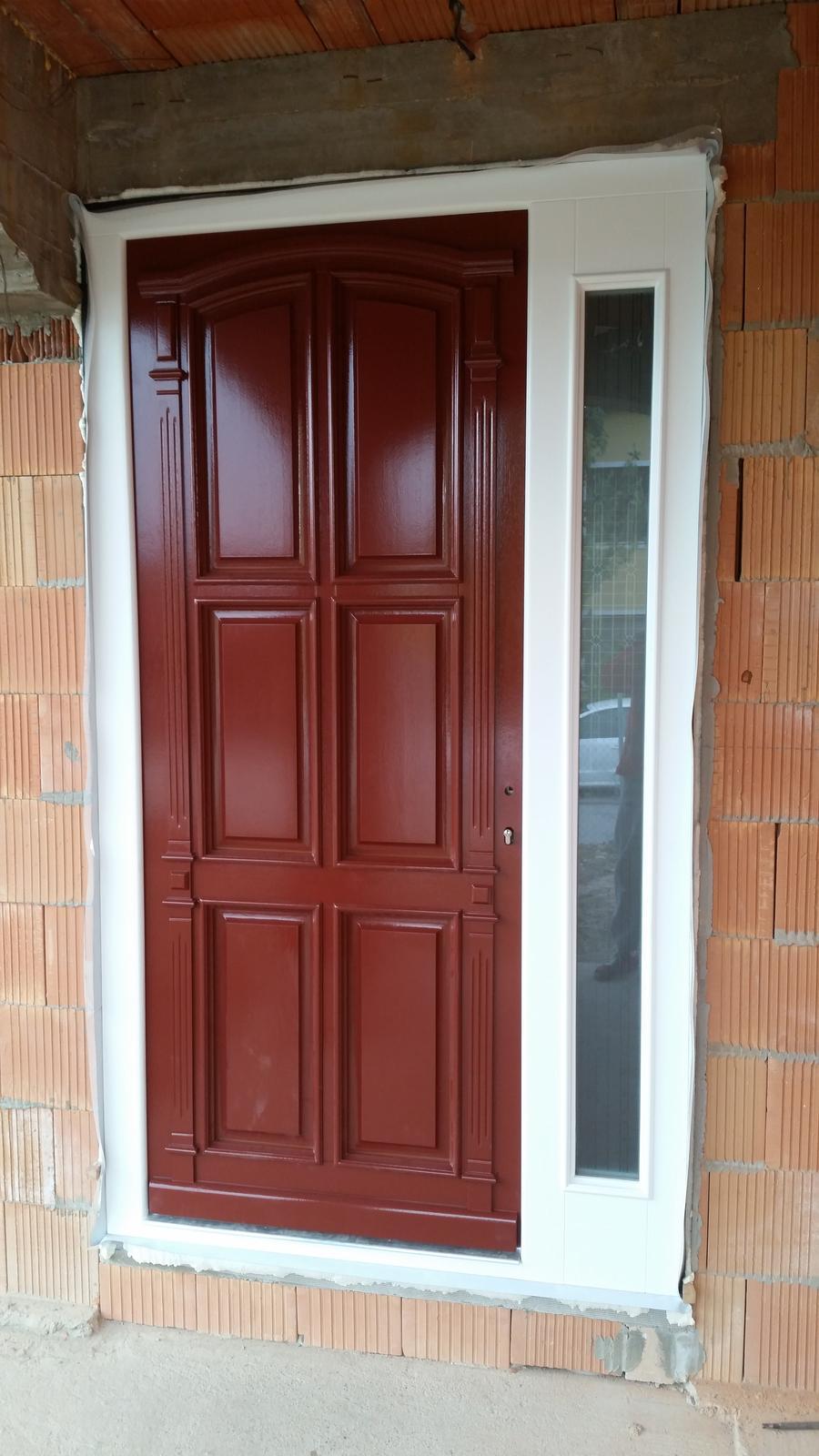 Provensal drevené okná a dvere (materiál Meranti) - Obrázok č. 3