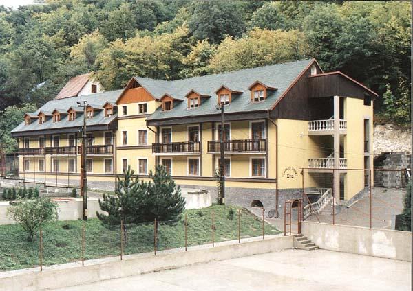 M a L 22.8.2009 - miesto hostiny - Horsky hotel Eva