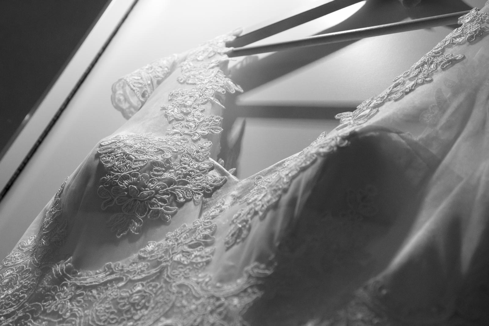 Svatební šaty 38-42 - Obrázek č. 1
