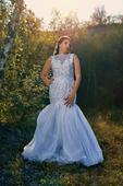 svatební šaty vel.38, 36