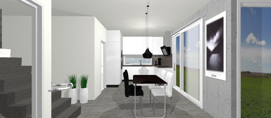 Návrhy koupelny a kuchyně - Obrázek č. 2